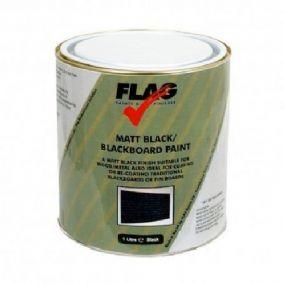 Flag Blackboard Paint | paints4trade.com